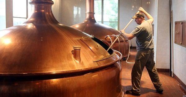 Elaborando cerveza