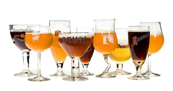 25 cervezas belgas imprescindibles