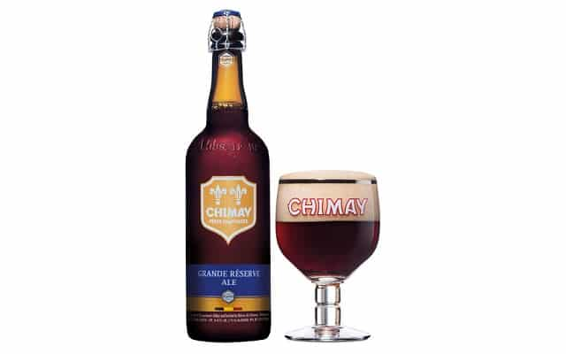 cervezas belgas: Chimay Grande Reserve