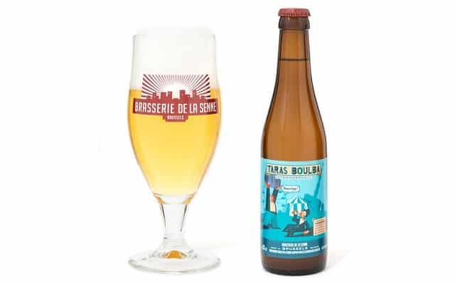 cervezas belgas: De la Senne Taras Boulba