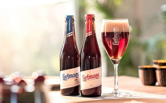 cervezas belgas: Liefmans Goudenband