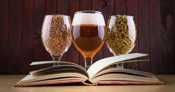 Libros sobre ingredientes de cerveza