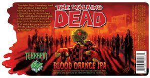 Cerveza Walking Dead