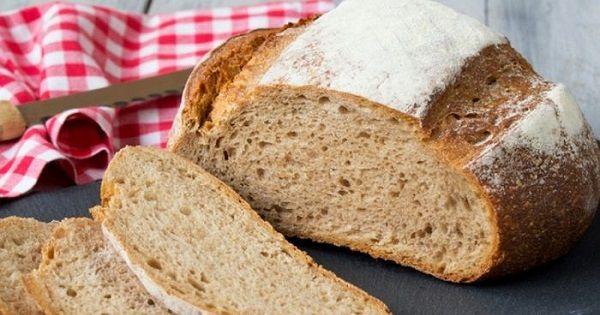Pan de trigo centeno y cerveza
