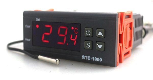 Controlador STC-1000