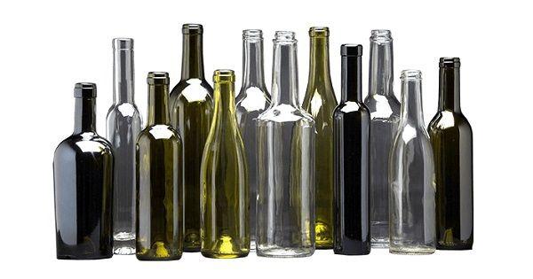 Historia botella vidrio