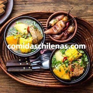 Recetas Comidas Chilenas