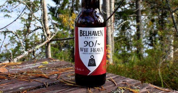 Belhaven 90 - Wee Heavy